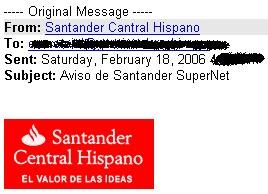 Banco santander central hispano s a prestamos participativos regimen fiscal - Pisos santander central hispano ...
