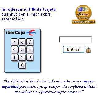Error y renovaci n bancaria falsa que simula ser enviado for Ibercaja banco oficinas
